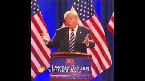 Donald Trump Bing Bong Remixs