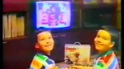 Dendy Commerical - Russian Nintendo Famicom Clone
