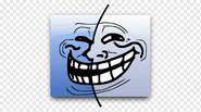 Mac Trollface