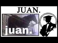 Why Is Juan The Horse On A Balcony?