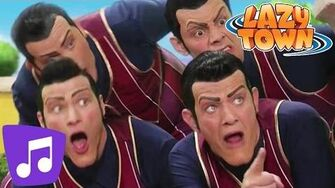 Lazy_Town_We_are_Number_One_Music_Video_Videos_For_Kids