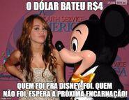 Disney destruida