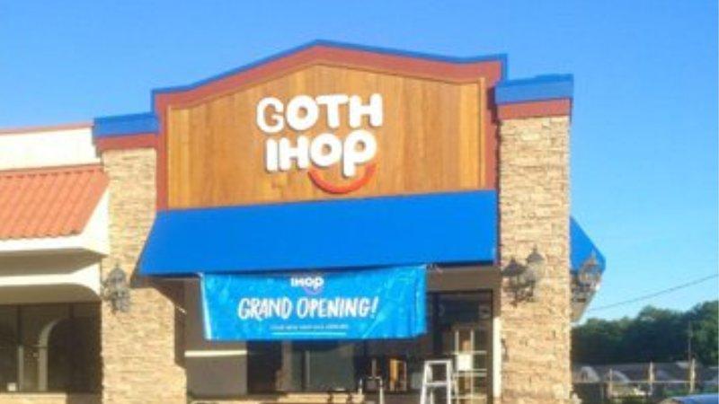 Goth IHOP