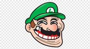 Luigi Trollface