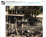 The Walking Dead Enem