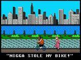 N**** stole my bike