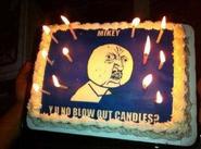 Y u no cake