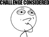 Challenge Considered