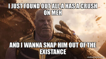 Meme thanos 10 Thanos