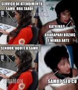 Felipe Smith Samu Tirinha