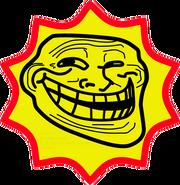 Trollface Sun