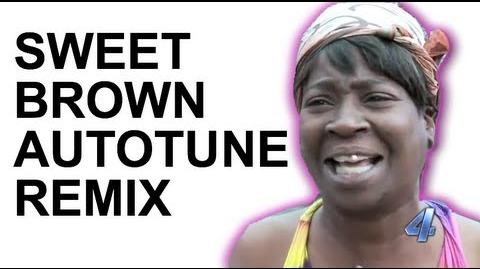 Sweet Brown - Ain't Nobody Got Time for That (Autotune Remix)-1
