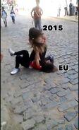 Já acabou, 2015