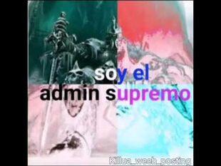 Soy el Admin supremo