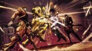 Jotaro vs DIO 『Parte 1』