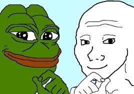 Smug frog y Smug feels