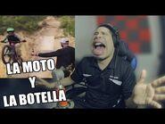 """El Perturbadross video """"LA MOTO Y LA BOTELLA"""" - Video Reacción"""