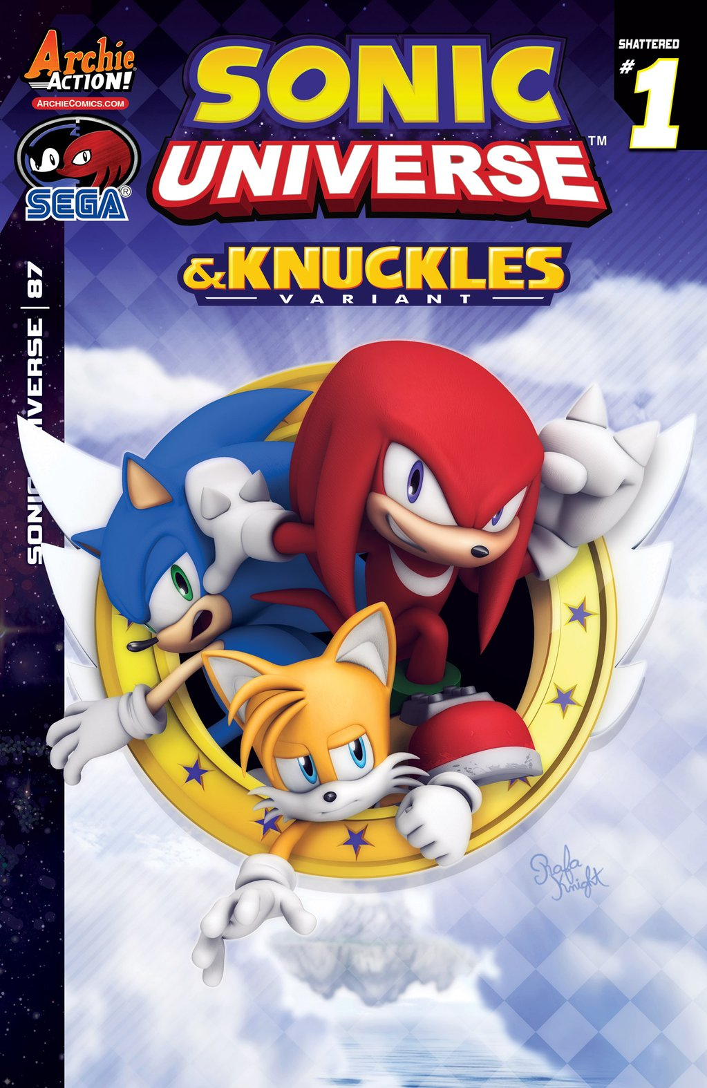 & Knuckles