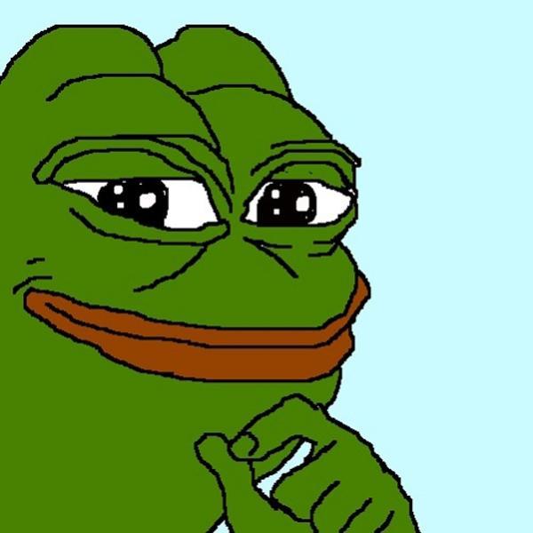 Smug Frog