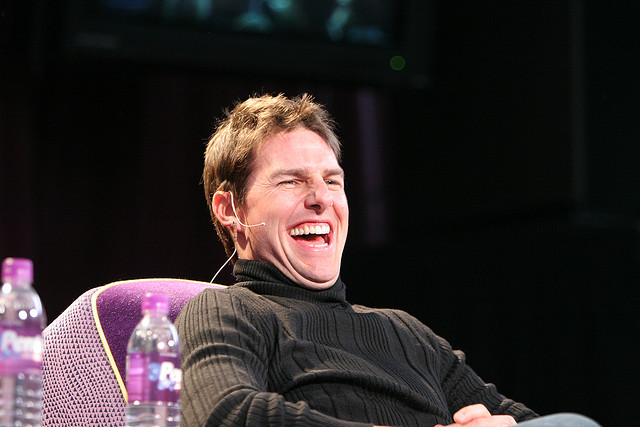 Laughing Tom