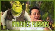 Alfonso Obregon(Shrek) saluda a los Pinches Furros