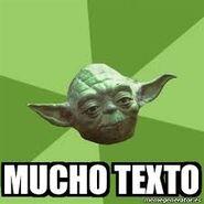 Muchotextoyoda