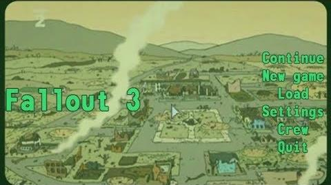 Steamed Hams but it's Fallout 3