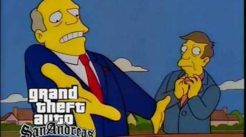 Steamed Hams but it's a mission in GTA San Andreas