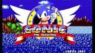 Sonic the Hedgehog Intro (Sega Genesis)