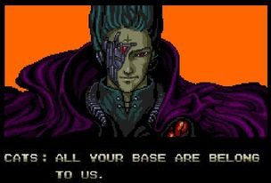 All you base are belong to us