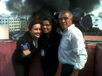 Reporteros de TC Television