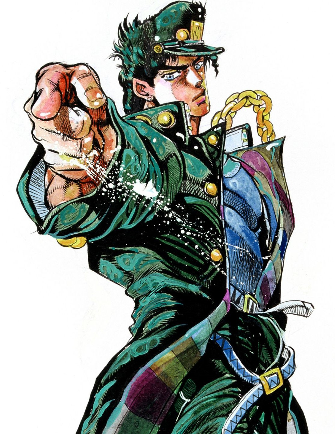 JoJo's Pose (menacing)