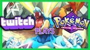 La Historia de Twitch Plays Pokemon CRISTAL Ep