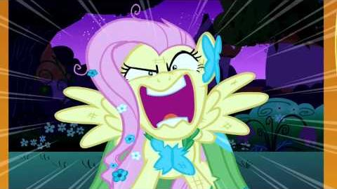 Fluttershy - you're going to love me!