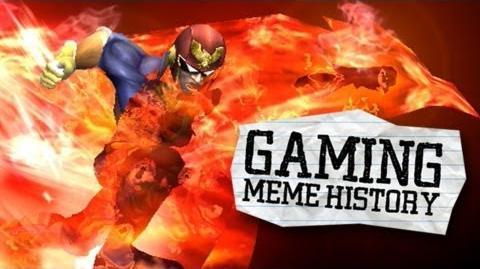 Falcon Punch! - Gaming Meme History-0