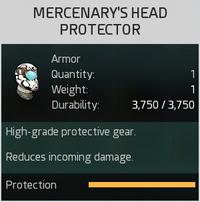 Mercenary's Headlight
