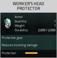 Worker's Headlight