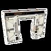 Fortified Door Frame