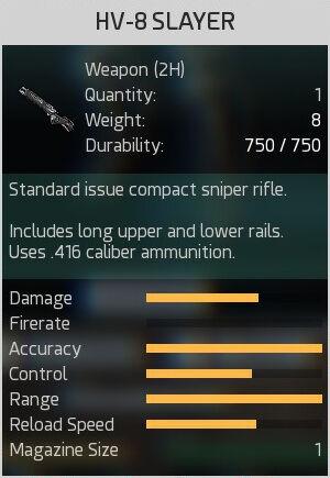 HV-8 Slayer