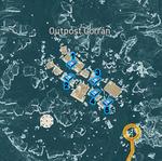 Fragment locations in Corran