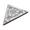Reinforced Triangle Tile