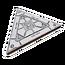 Reinforced Triangle Tile (Tier 2)