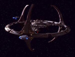 La stazione Deep Space Nine