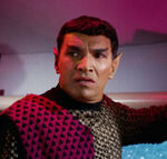 Un comandante Romulano