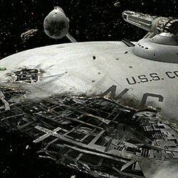 USSコンステレーション(NCC-1017)