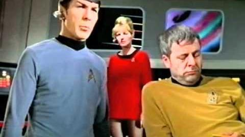 STAR TREK - AWESOME KIRK MOMENTS ''NOT WITH MY SHIP YOU DONT!''