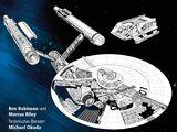 U.S.S. Enterprise Technisches Handbuch