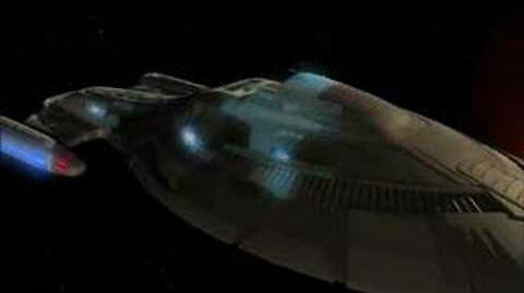 Voyager Deploying Ablative Armor
