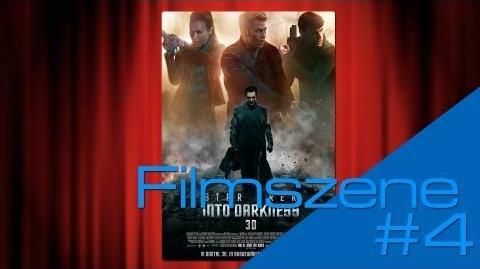 """Star Trek Into Darkness - GERMAN FILMSZENE """" Halten sie den Mund! """" HD"""