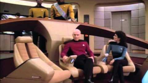 Star Trek TNG - Der Feuersturm